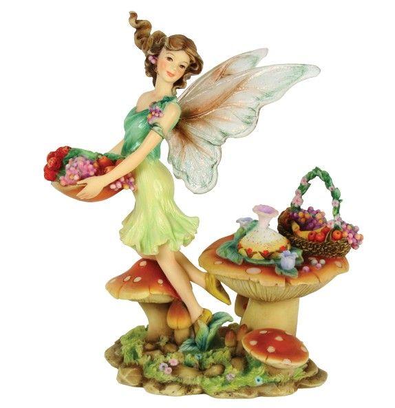 Angel Fairy Figurines For Sale Preparing Fairy Figurine Fae Realm Fairies Pinterest