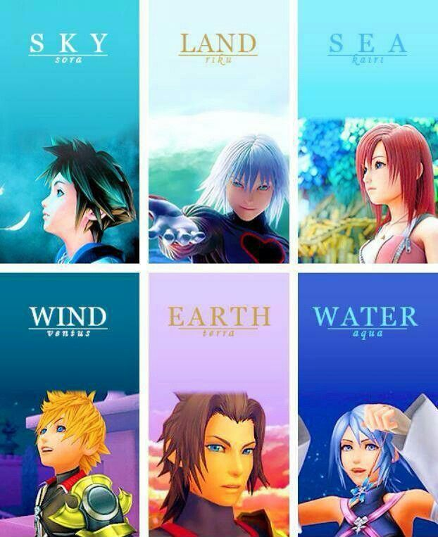 The Meanings Of Kingdom Hearts Characters Names