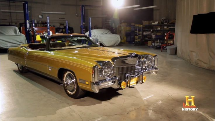 71 Cadillac Superfly By Counts Kustoms On Counting Cars