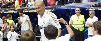 Profesor Zinedine Zidane
