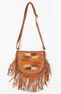 Phoenix Fringe Bag