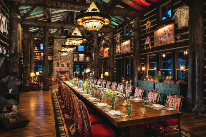 Looking To Really Get Away The Broadmoor S Rustic Luxe