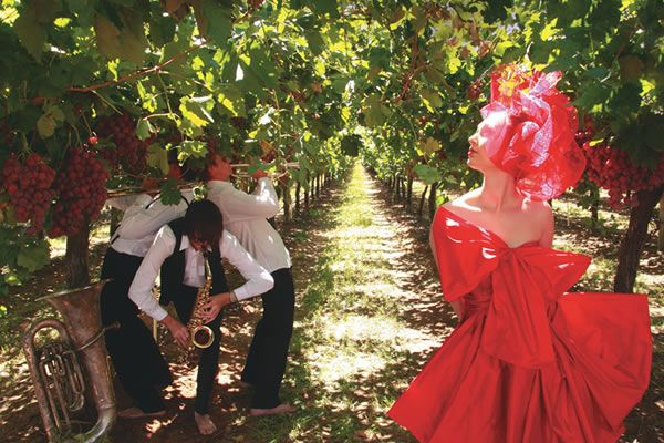 MILDURA JAZZ, FOOD & WINE FESTIVAL > 1st - 5th November 2014 #MurrayRiverRegion > http://regionalartsnsw.com.au/festivals/mildura-jazz-food-wine/