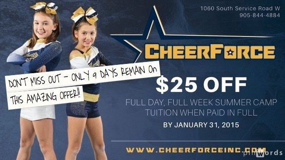 9 Days Left! Don't Miss Out!