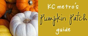 Kansas City metro area Pumpkin Patch Guide / Listing