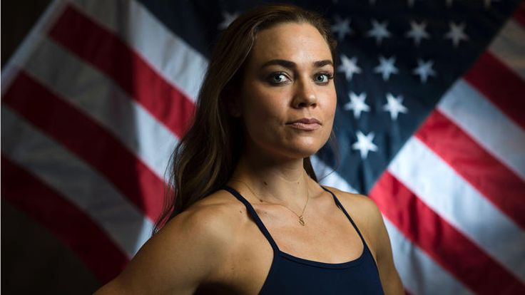 Why Olympian Natalie Coughlin says swimming is anything but 'boring' // LA Times