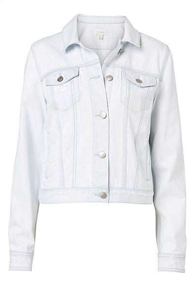 Denim Jacket #witcherywishlist