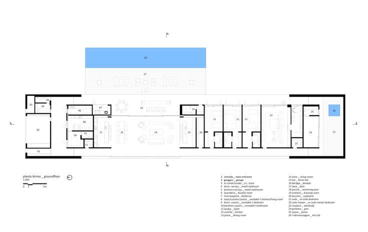 Lee House / Studio MK27 – Marcio Kogan + Eduardo Glycerio