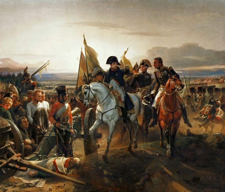Орас Верне - Битва при Фридланде 14 июня 1807 года Битва под Фридландом — сражение между французской армией под командованием Наполеона и русской армией под командованием генерала Беннигсена, произошедшее 14 июня 1807 года под Фридландом (ныне город Правдинск), примерно в 43 км к юго-востоку от Кёнигсберга. Битва завершилась поражением русской армии и привела к скорому подписанию Тильзитского мира. Наполеон одержал наконец решительную победу, которая не давалась ему около 6 месяцев.