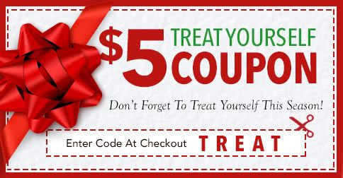 Don't forget to treat yourself this season! Enjoy $5 off select magazine subscriptions.