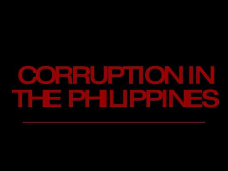 New York Times Says Philippines Most Corrupt Out of Any Asian Nation, Survey Says