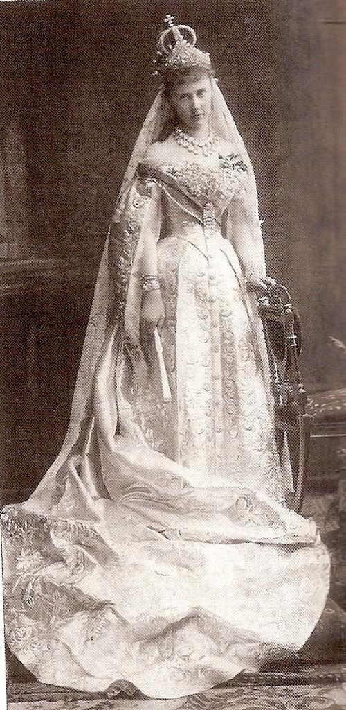 свадебное фото александры федоровны романовой ожидали, что наша