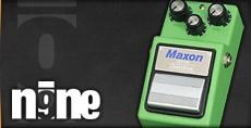Maxon pedals