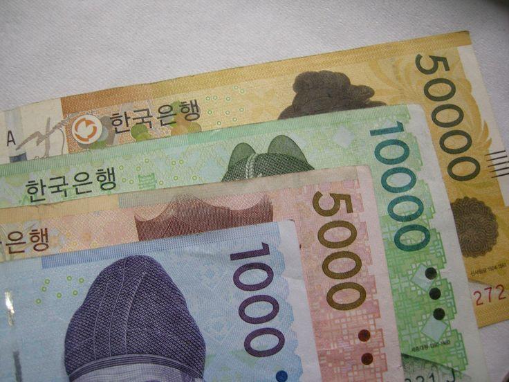 South Korean Won wallpaper