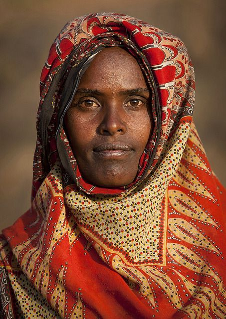 Oromo woman - Ethiopia by Eric Lafforgue on Flickr (Larger)