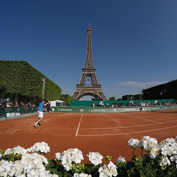 Roland-Garros - The 2015 French Open - СЕГОДНЯ 31 МАЯ ИГРАЮТ НАШИ: МАКАРОВА, ГАБАШВИЛИ, ШАРАПОВА - БОЛЕЕМ ЗА РОССИЮ!