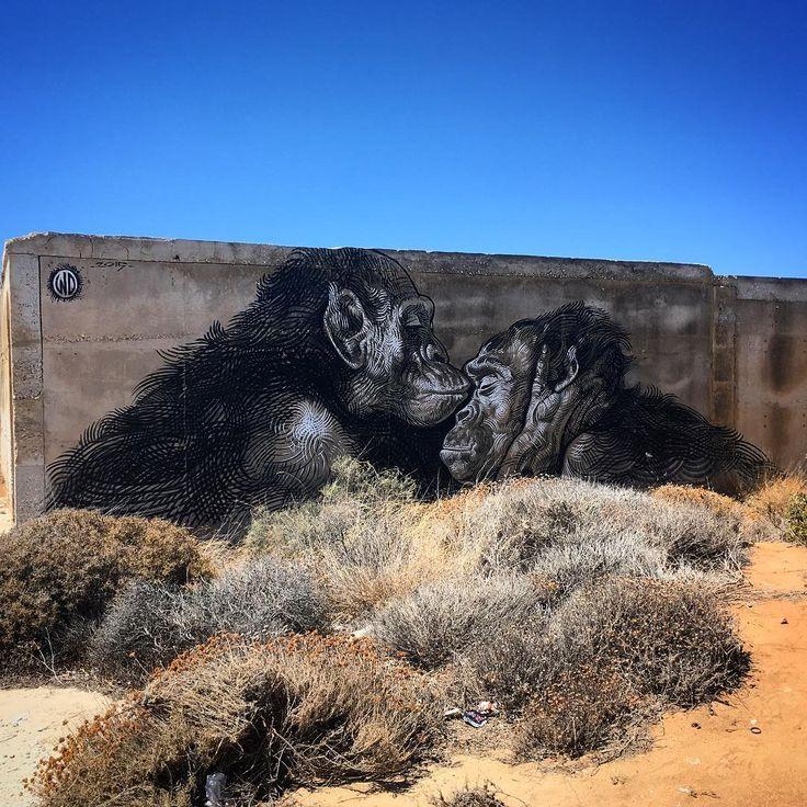 #URBAGRAMMA #21 Street art on the beach #Naxos #Greece #StreetArt #Graffiti #Graff #Graffitiart #hawaiibeach