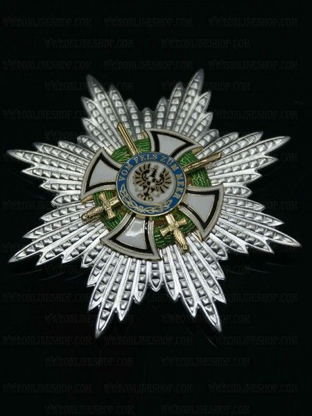 Replica of House Order of Hohenzollern Grand Cross for Sale