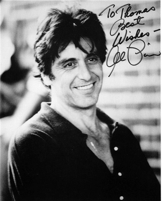 When this man yells, he scares me...but I'm still turned on ;) - Al Pacino
