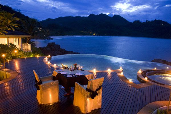 Banyan Tree Seychelles: Favorite Places, Pool, Dream, Romantic, Trees, Travel