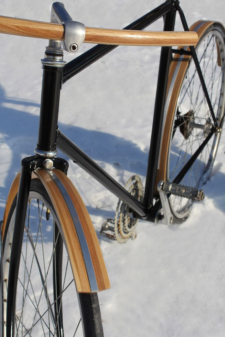 1000 Images About Wooden Fenders On Pinterest Bicycle
