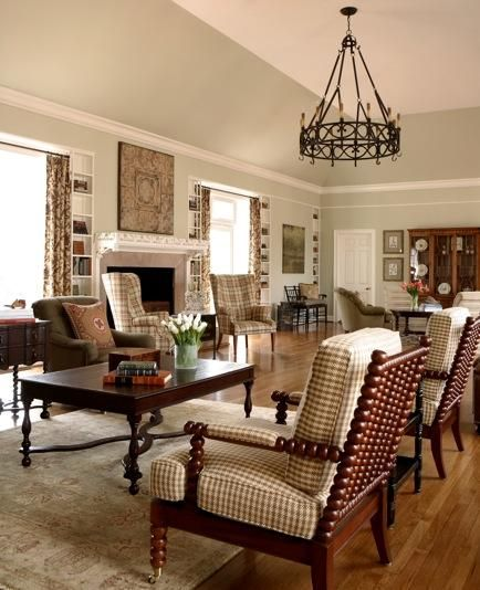 182 best Designer s Rooms Made With Hickory Chair images on