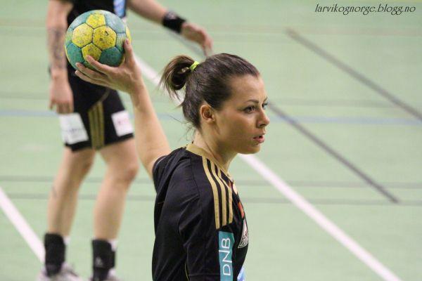 Larvik og Norge - Håndball -