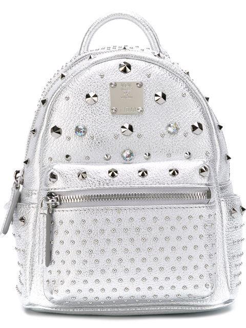 Купить MCM мини рюкзак 'Stark Special'  в Vinicio from the world's best independent boutiques at farfetch.com. 400 бутиков, 1 адрес. .