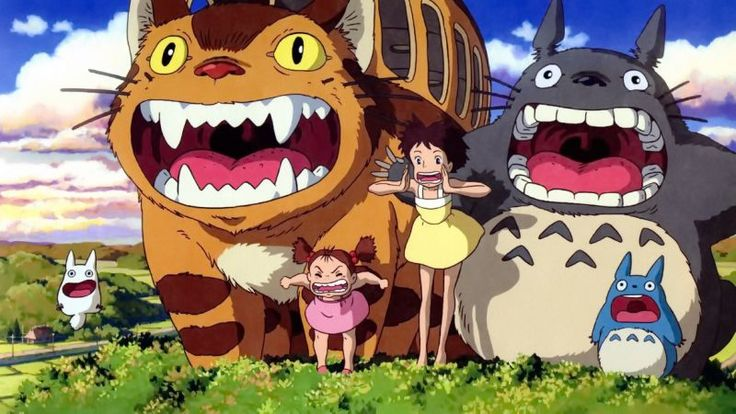 My Neighbor Totoro, known in Japan as Tonari no Totoro, is often regarded as one of the best animated family films of all time. Little do many Western fans realize that two versions of the English dubbed movie exist. One made by Fox Studios and the other through Disney.