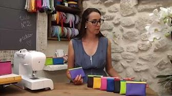 Coudre un Tote Bag - Tuto couture facile - DIY - YouTube