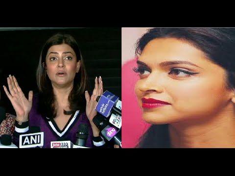 Sushmita Sen's reaction on Deepika Padukone's video MY CHOICE.