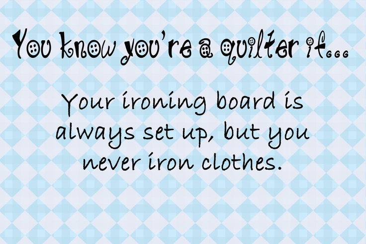 Sewing Truths - Sewing Humor - Sewing Quotes - sewing jokes