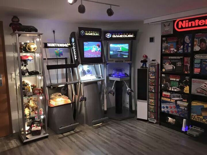 Basement Game Room Ideas Decor