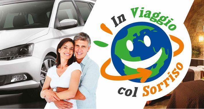 """Scopri il concorso, realizzato per Iris e Skoda Firenze, """"In Viaggio col Sorriso""""--> http://edimedia-fi.it/progetti/in-viaggio-col-sorriso"""