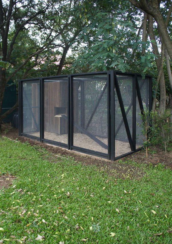 Except this chicken coop is so wonderful I might just move a sofa in for me. A House for Hens, ...