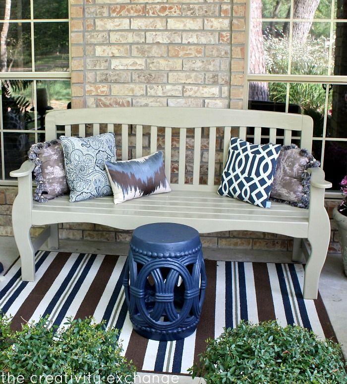 Garden Furniture Paint Colours