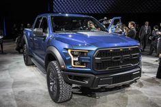 2016 Ford Raptor 4 Door