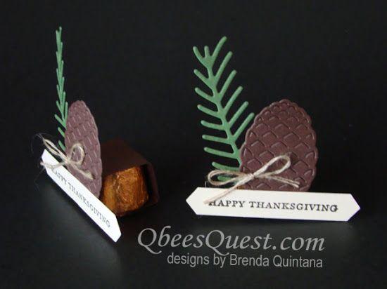 2016  VIDEO  Qbee's Quest: Thanksgiving Rolos Favor