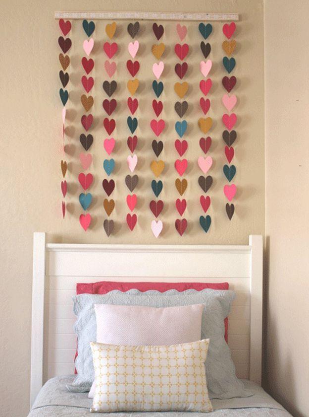 Faça Você Mesma Painel para Festas ou Decoração da Casa (parte I) - Recicla Home Design