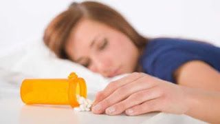 Rețete dietetice: Pericolul din somnifere