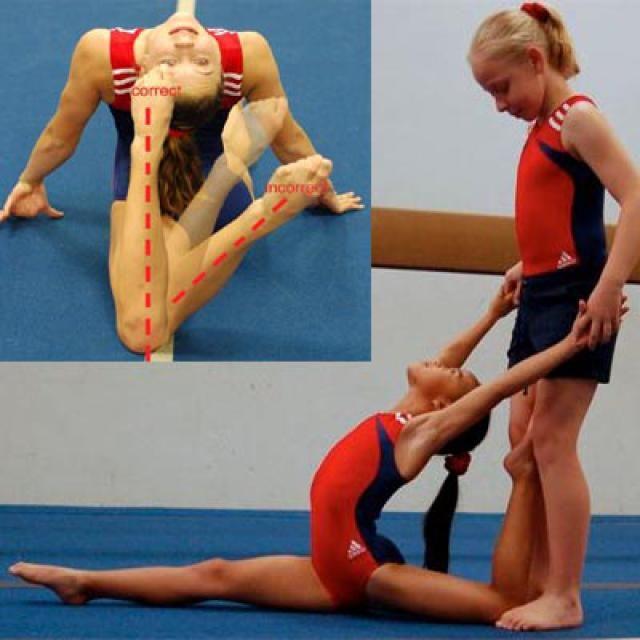 first female airflares? – Gymnastics Coaching.com