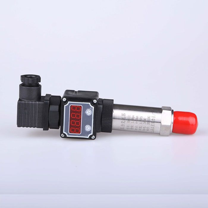 0 to 10-100kpa(14.5PSI) for choice Silicon LED Digital Pressure Transmitter Pressure Transducer G1/4 4-20mA output