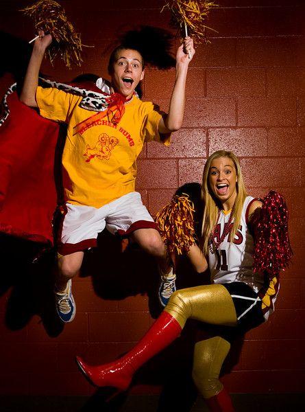 Athletic/School Spirit
