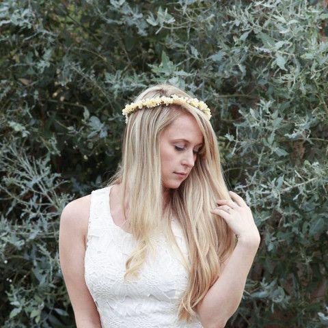 Gaia Stefana | Greek Wedding Crown