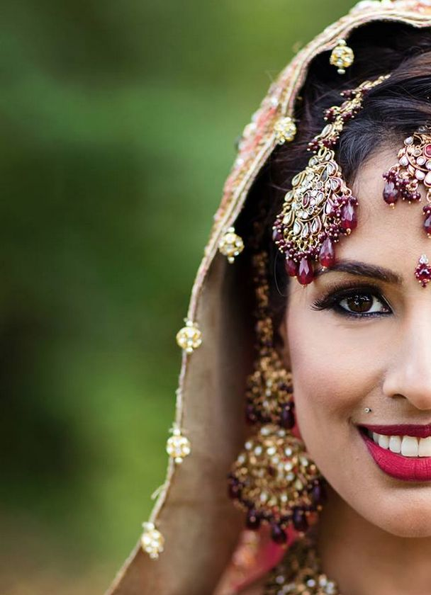 Punjabi Bride! | Photo by Life Studios, Inc.