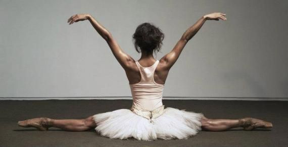 Misty Copeland, soloist at the American Ballet Theater in 2007