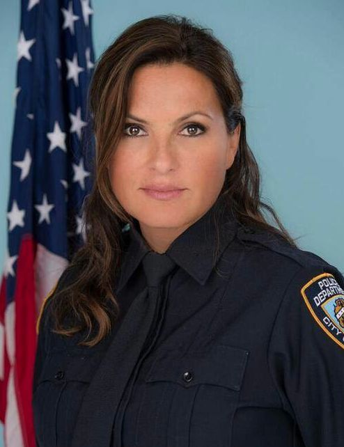Benson's ID photo aka flawlessness | most gorgeous cop ever!!