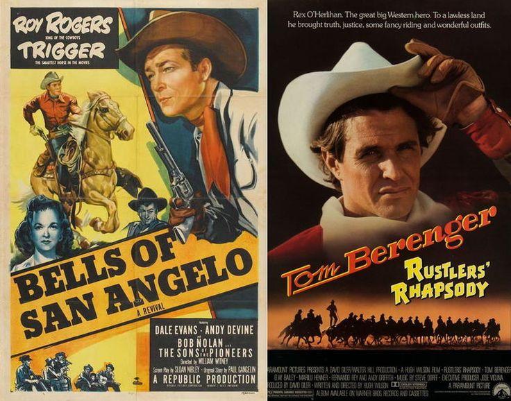 New Beverly Cinema - November 2 & 3: Bells of San Angelo // Rustlers' Rhapsody