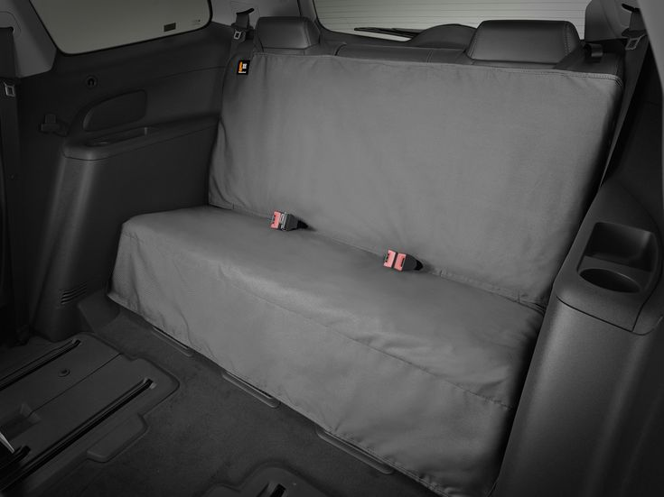 Seat Protector - Rear Seat Cover for Your Vehicle   WeatherTech.com