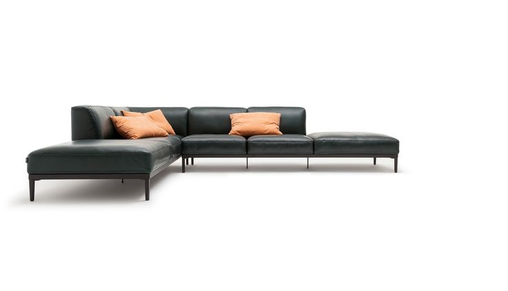 Sofa freistil 166 und 167 Rolf Benz